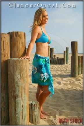 Glamour Quest Girl Amber: Bikini Blues