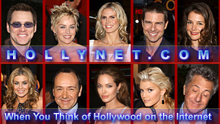 HollyNet.Com - When You Think of Hollywood on the Internet